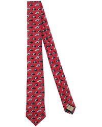 Burberry Krawatte - Rot