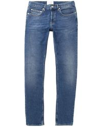 Sandro - Denim Trousers - Lyst