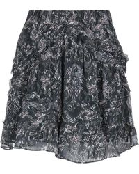 IRO Minifalda - Gris