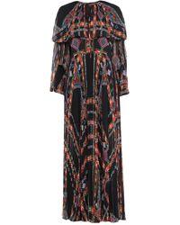 Etro Long Dress - Black