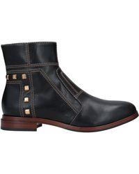 Fabi Ankle Boots - Black