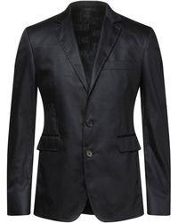 Bikkembergs Suit Jacket - Black