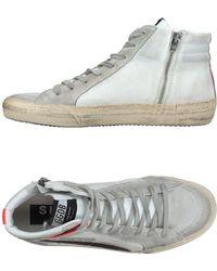 Golden Goose Deluxe Brand - Sneakers & Tennis montantes - Lyst