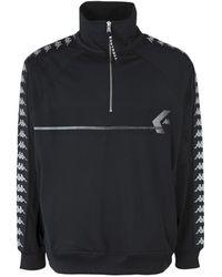 Kappa Kontroll Sweatshirt - Schwarz