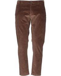Department 5 Pantalone - Marrone