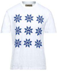 Gas Camiseta - Blanco