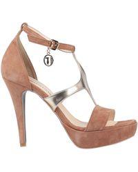 Trussardi Sandals - Brown