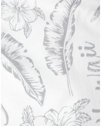 Sun 68 Shorts & Bermudashorts - Weiß
