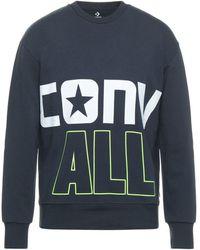 Converse Sweatshirt - Blau