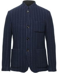 Eleventy Suit Jacket - Blue