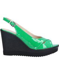Donna Soft Sandals - Green