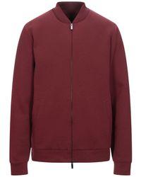 Giorgio Armani Sweatshirt - Red