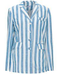 WEILI ZHENG Suit Jacket - Blue