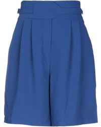 Emporio Armani Bermuda Shorts - Blue
