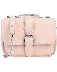 Longchamp Umhängetasche - Pink