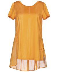 Nolita T-shirts - Orange