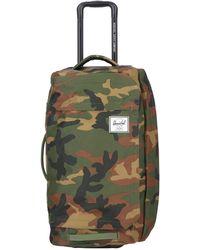 Herschel Supply Co. Wheeled Luggage - Green