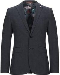 Ted Baker Suit Jacket - Blue