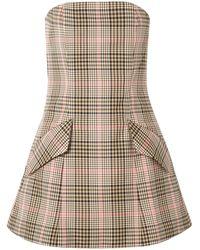 Maggie Marilyn Short Dress - Natural