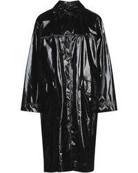 Belstaff Overcoat - Black