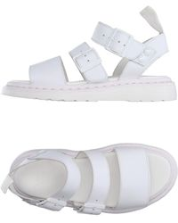 Dr. Martens Sandals - White