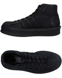 Rick Owens - Sneakers & Tennis montantes - Lyst