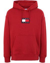 Tommy Hilfiger Sweatshirt - Rot