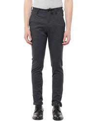 DISTRETTO 12 Pantalone - Blu