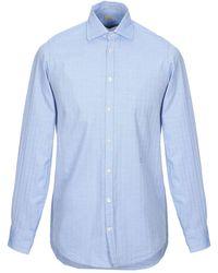 Massimo Alba Shirt - Blue
