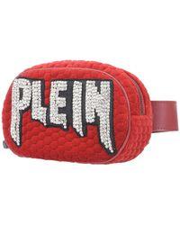Philipp Plein Backpacks & Bum Bags - Red