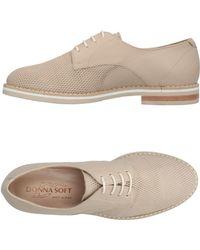 Donna Soft Chaussures à lacets - Neutre