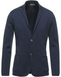 Gran Sasso Suit Jacket - Blue