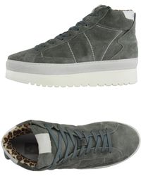 Soya Fish High-tops & Trainers - Grey