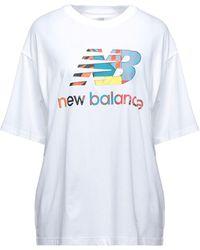 New Balance T-shirt - White