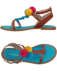 FOOTWEAR - Toe post sandals Pennyblack ZSMX3