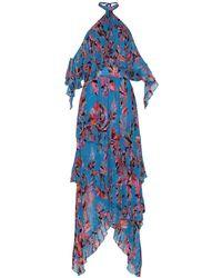 Byblos Vestido largo - Azul