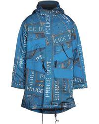 Neighborhood Overcoat - Blue