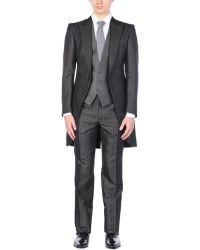 Carlo Pignatelli Suit - Gray