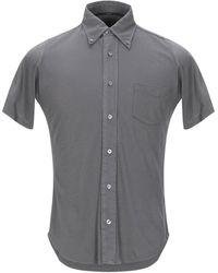 Zanone Shirt - Grey