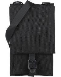 Yohji Yamamoto Cross-body Bag - Black