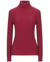 Repeat Turtleneck - Red
