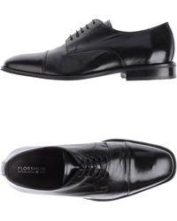 Florsheim Lace-up Shoe - Black
