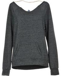 Alternative Apparel - Sweatshirts - Lyst