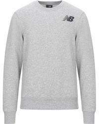 New Balance Sweat-shirt - Gris