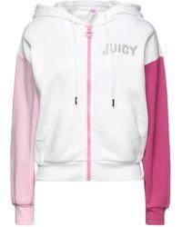 Juicy Couture Sudadera - Blanco