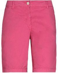 Napapijri Bermuda Shorts - Pink