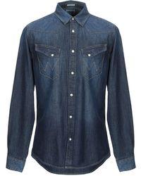 Wrangler Denim Shirt - Blue
