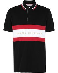 Tommy Hilfiger Polo - Noir
