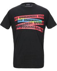 DSquared² T-shirt - Nero