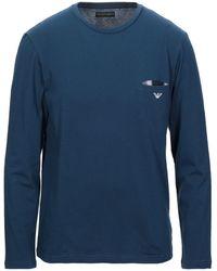 Emporio Armani Undershirt - Blue